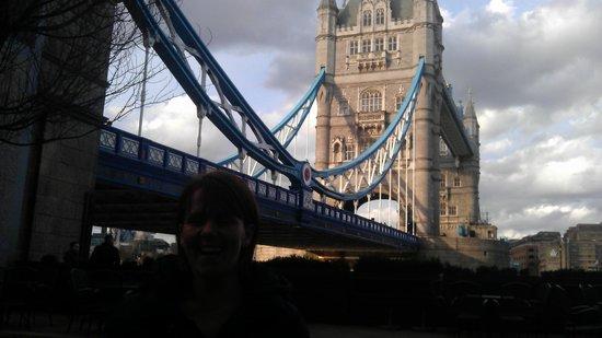 Cantina del Ponte : tray by tower bridge