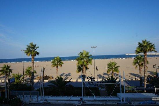 Hotel Sol Playa: Пляж