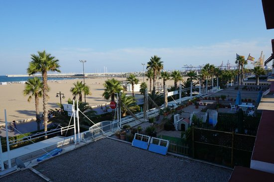 Hotel Sol Playa: Вид из номера
