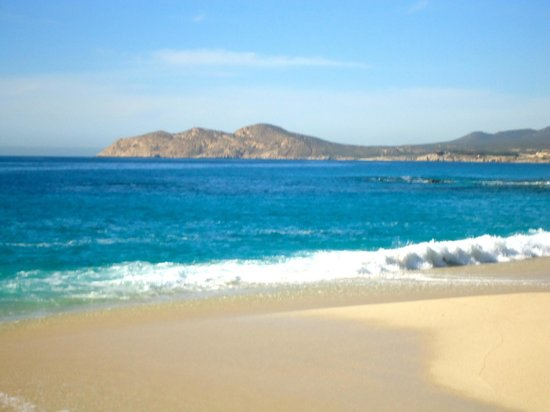Melia Cabo Real All-Inclusive Beach & Golf Resort: Beach in front of Melia Cabo Real Resort!