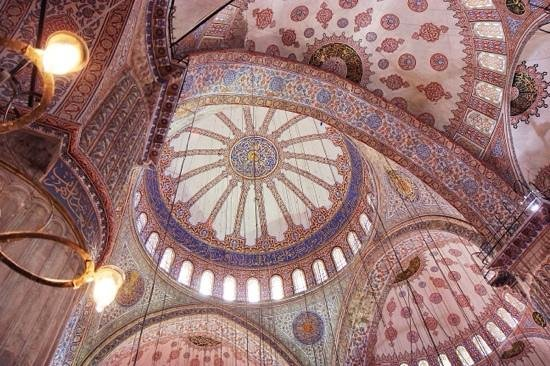 BEST WESTERN PREMIER Regency Suites & Spa: blue mosque