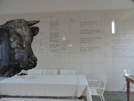 Babel Restaurant: menu at Babel