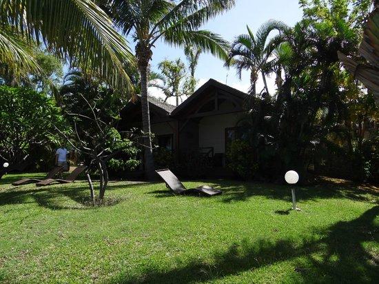 ILOHA Hotel: Bungalow tropique