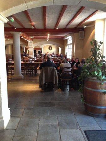 Lanne-en-Baretous, Francia: La salle de restauration