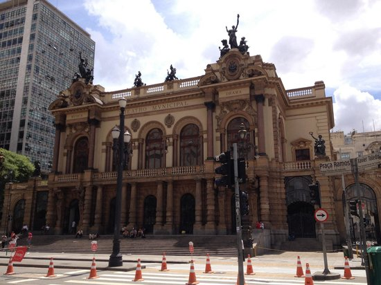 Museum Theatro Municipal of Sao Paulo