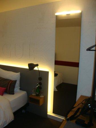 pentahotel Prague: Bedroom
