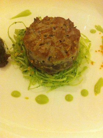 Kallmunz: hamburger do tonno