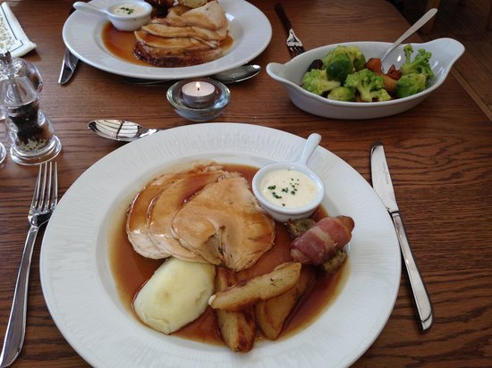 The Aldwark Arms: Christmas Day Lunch, very nice indeed