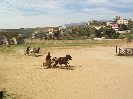 The Roman Army and Chariot Experience: Chariot Race