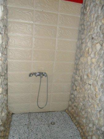 Cormoran Lodge: Shower