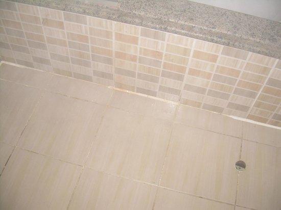 Cyrene Grand Hotel: Leaking bath/shower