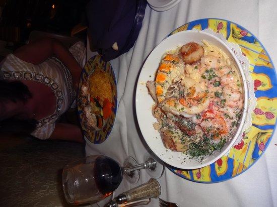 Chef Michael's : Seafood Pasta