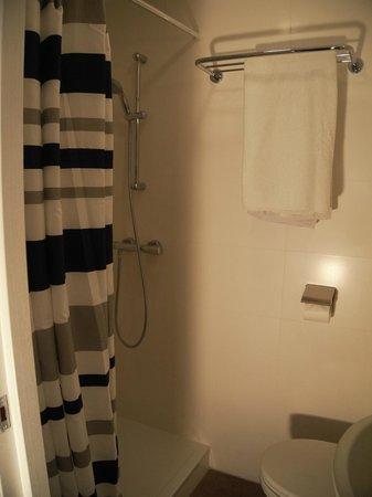 Kooyk Hotel : ensuite bathroom