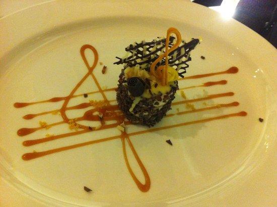 Kallmünz: cestino al cioccolato