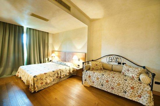Borgo Lanciano Relais Benessere : Junior Suite
