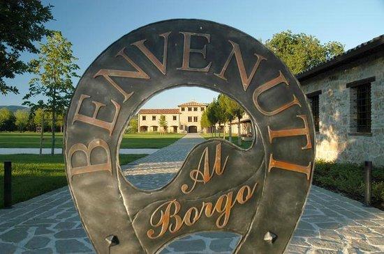 Borgo Lanciano Relais Benessere: Benvenuti al Borgo...