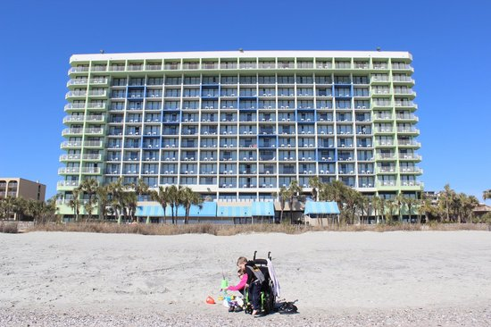 Dunk Island Holidays: Coral Beach Resort And Suites Myrtle Beach.Coral Beach