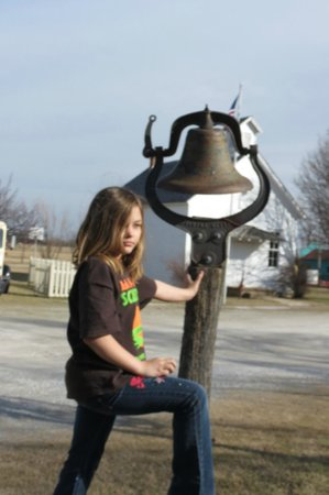 Red Oak II: we had to ring the bell