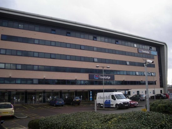 Travelodge London City Airport Hotel: The hotel