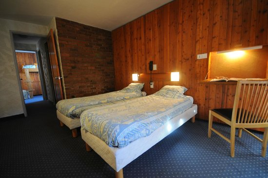 Les Lores Hotel: Chambre