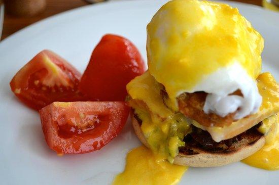 Kempinski Seychelles Resort: Buffet breakfast