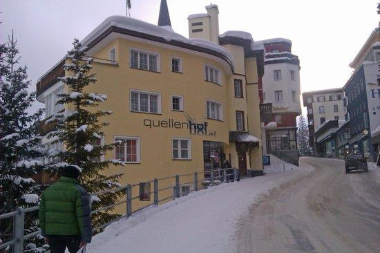 Hotel Quellenhof: Quellenhof Hotel, Arosa