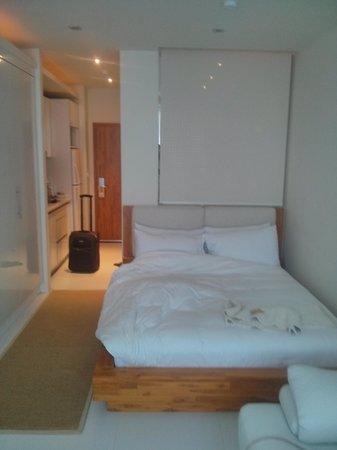 Lanna Samui: Simple Room