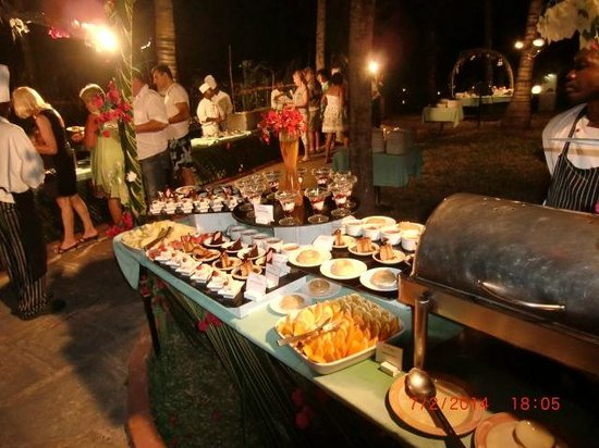 Diani Reef Beach Resort & Spa: The sweets arae of the
