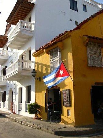 Muraille : Havana Cafe, Walled City, Cartagena