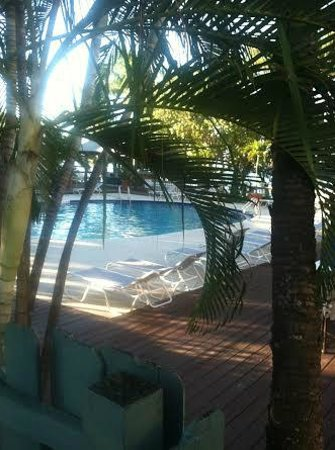 Banana Bay Resort - Key West: very nice pool