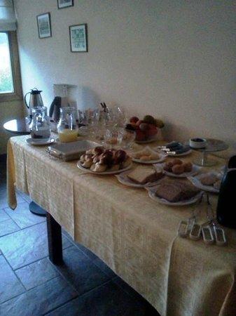 La Escampada : El desayunador