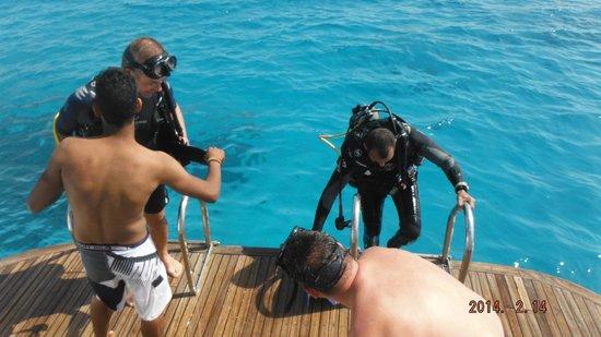 Caribbean World Resorts Soma Bay : Endt dyk