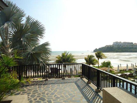 Pullman Phuket Panwa Beach Resort : Azur