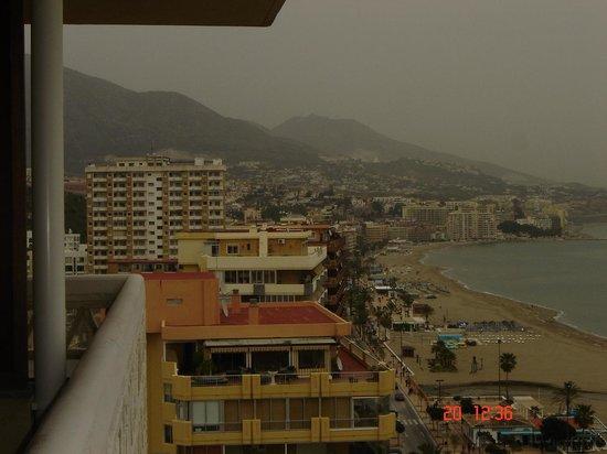 ILUNION Fuengirola : apartments opposite our hotel