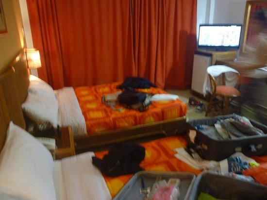 LD Le Flamboyant: Habitación