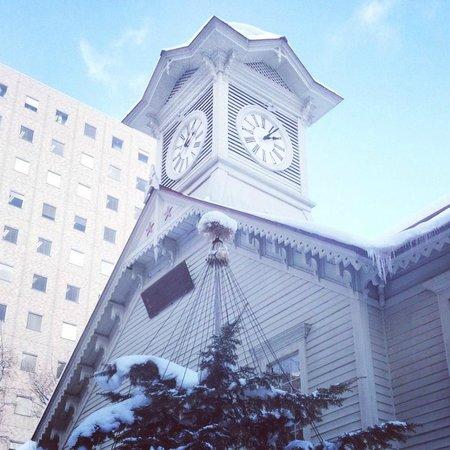 Clock Tower (Tokei-dai): 時計台外観