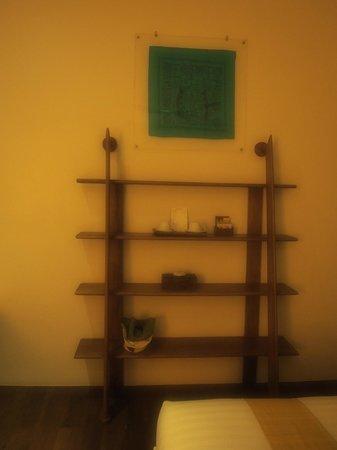Navutu Dreams Resort & Wellness Retreat: shelf 棚