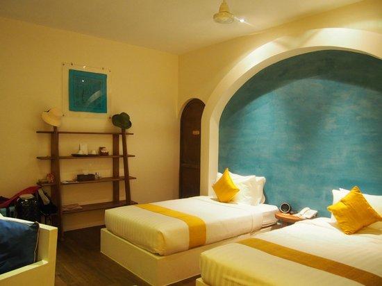 Navutu Dreams Resort & Wellness Retreat: Room 部屋