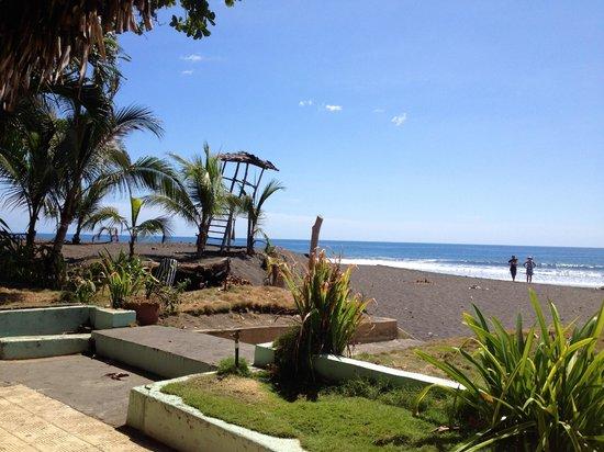 Playa Hermosa: Beach view