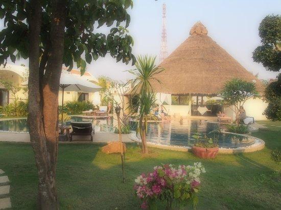 Navutu Dreams Resort & Wellness Retreat : view
