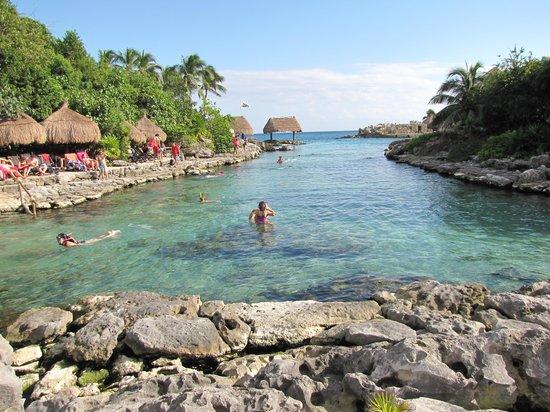 Parque Xcaret: Para quem gosta de mergulhar