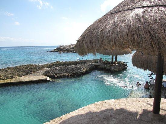 Xcaret Eco Theme Park: Lugar onde acontece o Sea Trek
