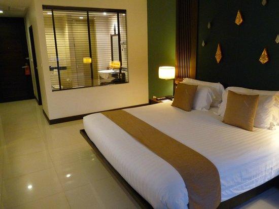 Centara Anda Dhevi Resort and Spa : Pool access room