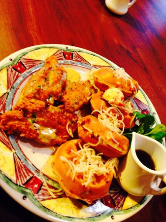 Miss Shirley's: Chicken & Waffles