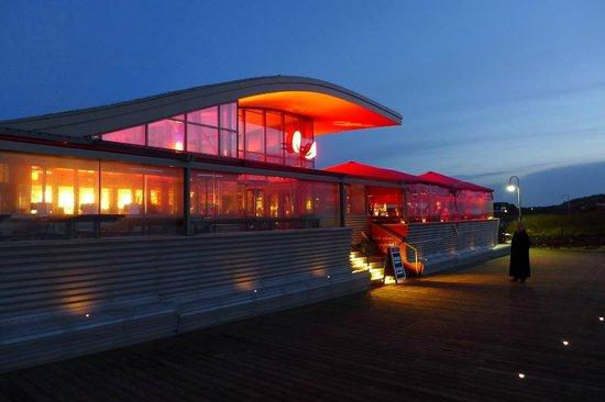 Gosch am Kliff: Beeindruckende Architektur