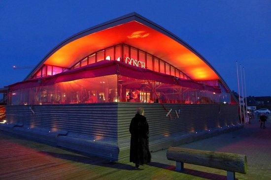 Wenningstedt, ألمانيا: Nachtansicht