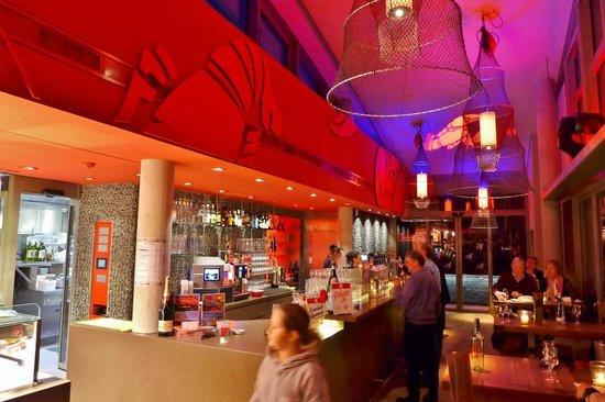 Gosch am Kliff: Bar