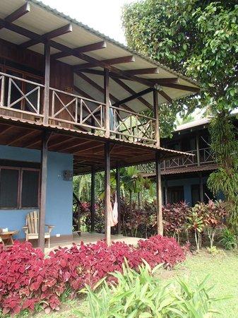 Tortuga Lodge & Gardens: lodgings