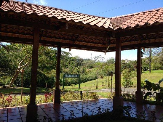 Termales del Bosque: The restaurant