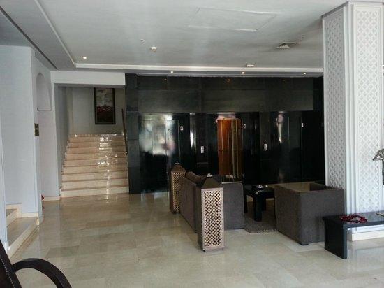 Opera Plaza Hotel : foyer